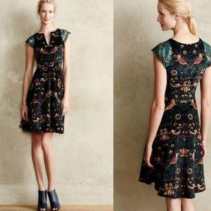 Gorgeous Eva Franco Larksong Corduroy Dress